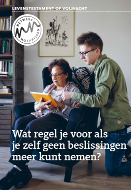 regel je levenstestament via RijksBredius